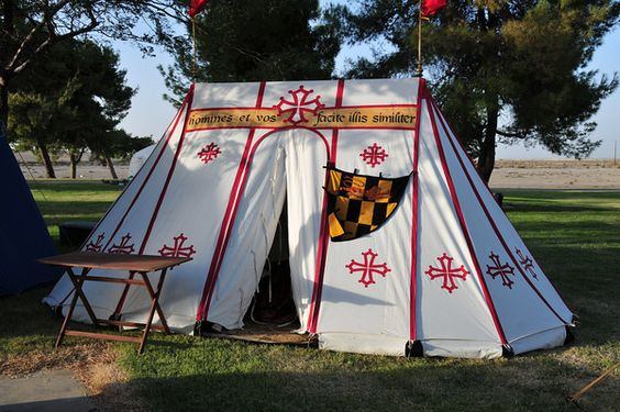 Medieval Age Tent