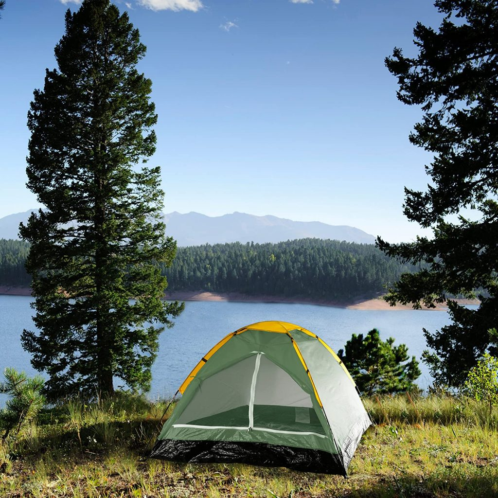 Wakeman Outdoors 2-person dome tent