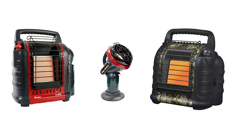 camping heaters