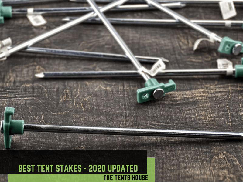 Best Tent Pegs