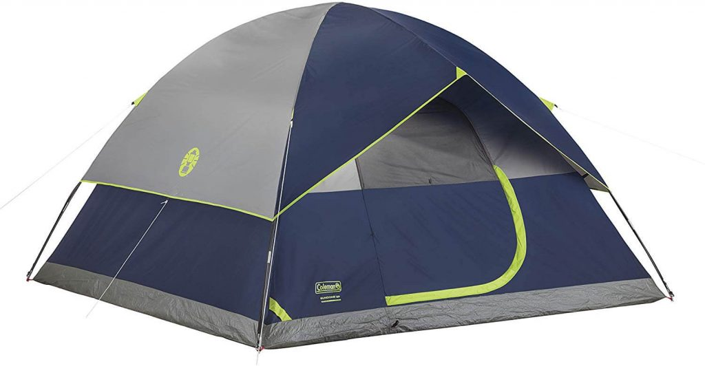 Coleman Sundome TWO PERSON tent