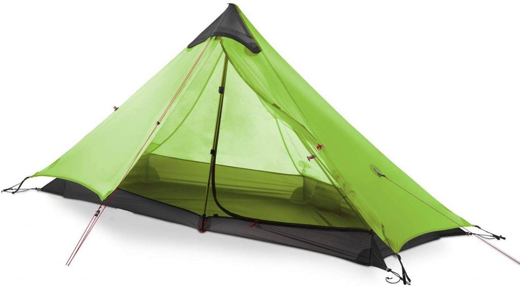 MIER Ultralight Tent 3-Season Backpacking Tent