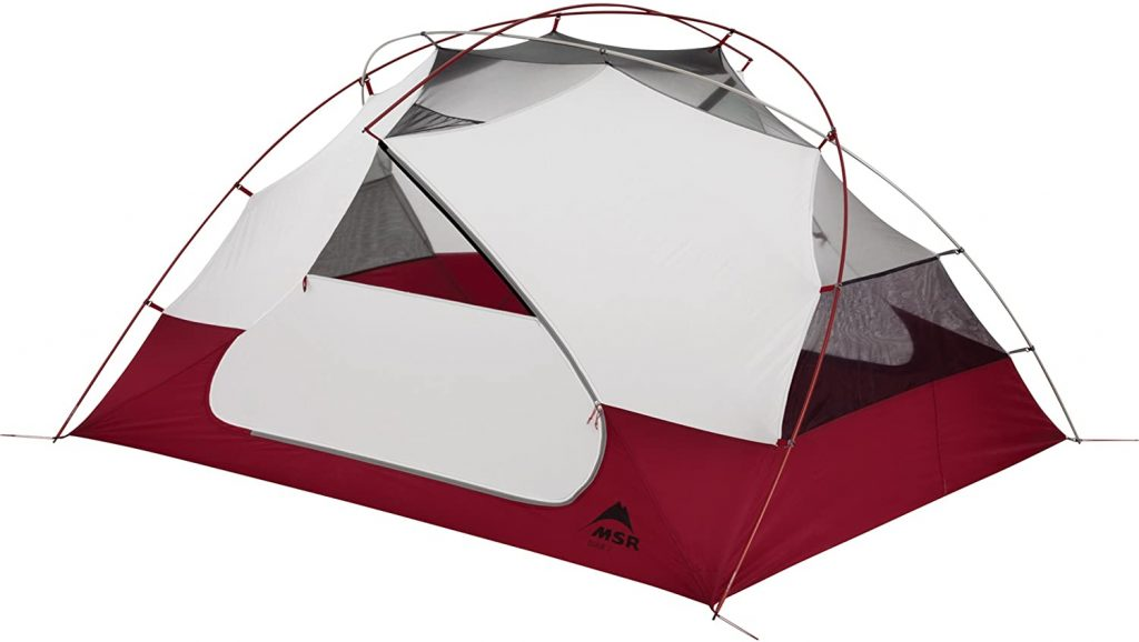 MSR Elixir 3-Person Lightweight Backpacking Tent