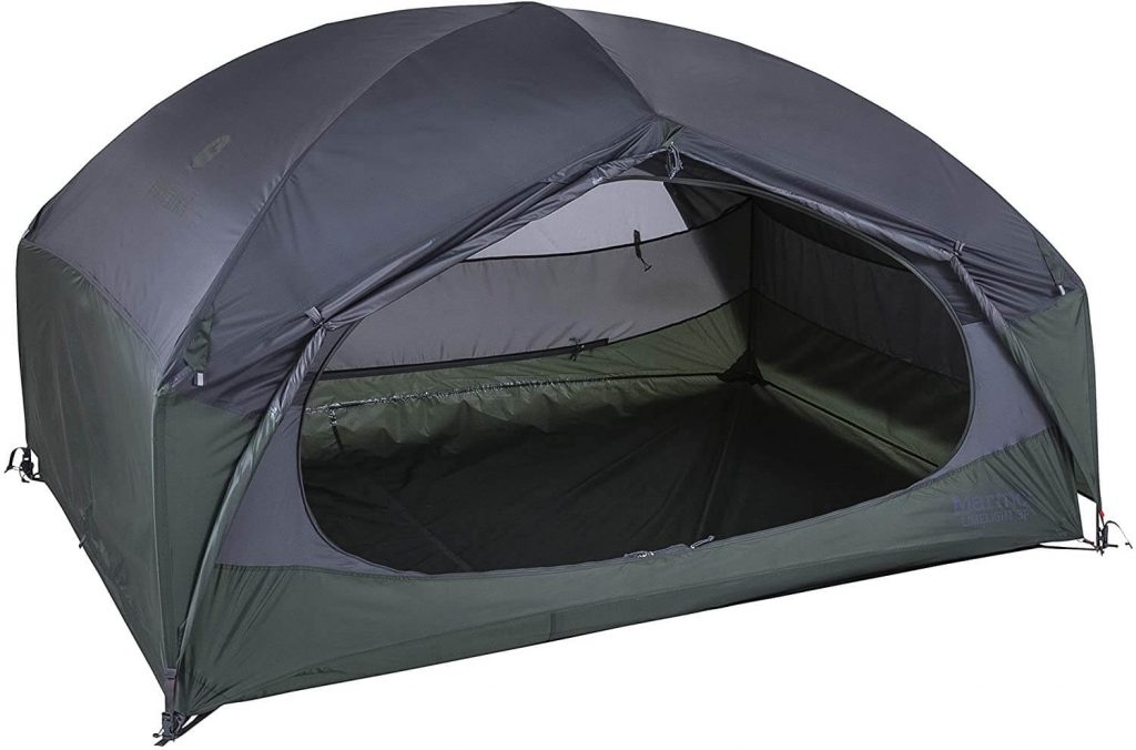 Marmot Limelight 3 Person Camping Tent with Footprint
