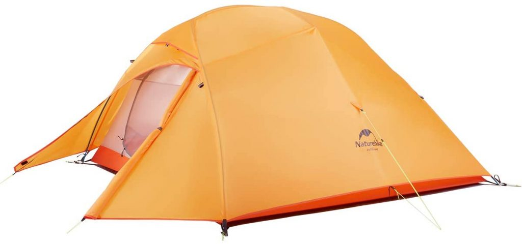Nature Hike Cloud-up Backpacking Tent