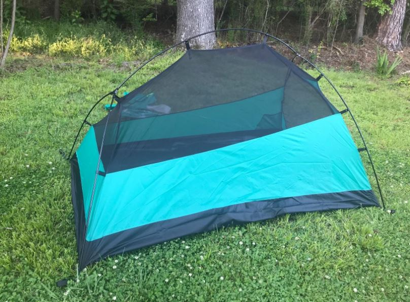 Rakaia two person backpacking tent