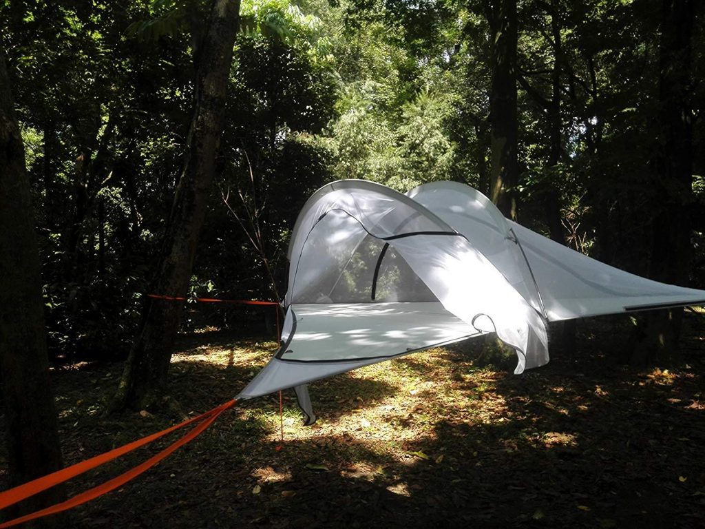 Skysurf Triangle Hanging Tree Tent Lightweight Backpacking 2 Person Tree Tent