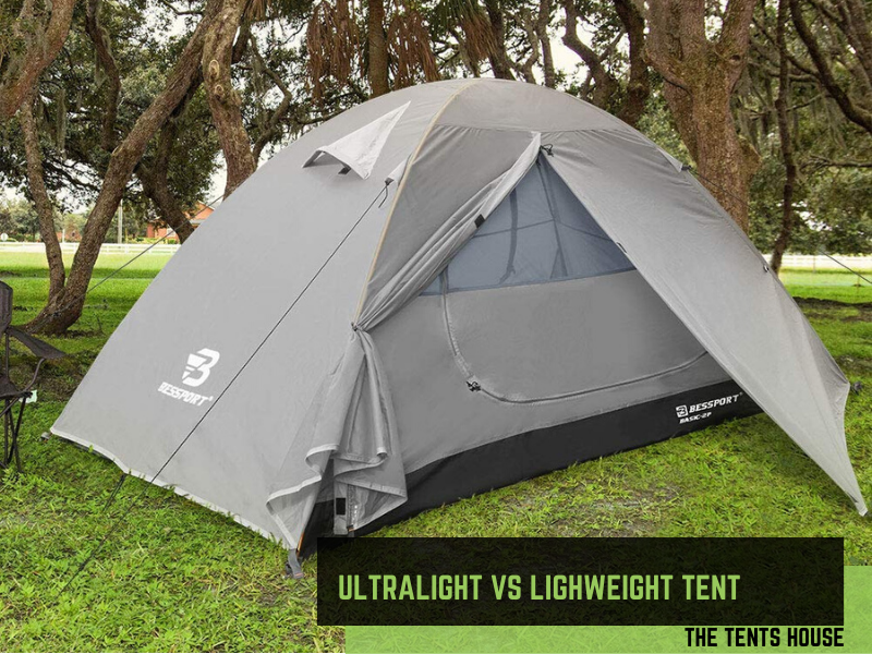 Ultralight VS Lightweight Backpacking Tents – [2020 UPDATED]