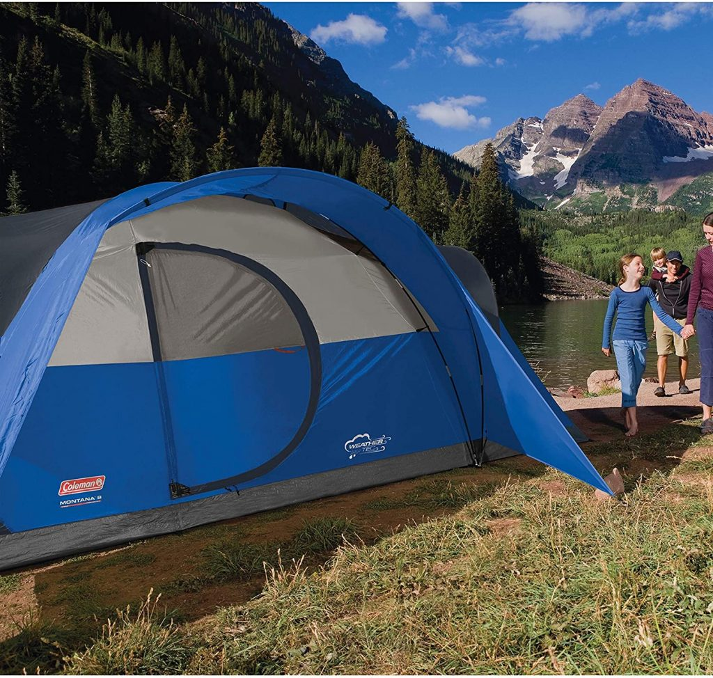 Coleman 8-Person Montana Tent