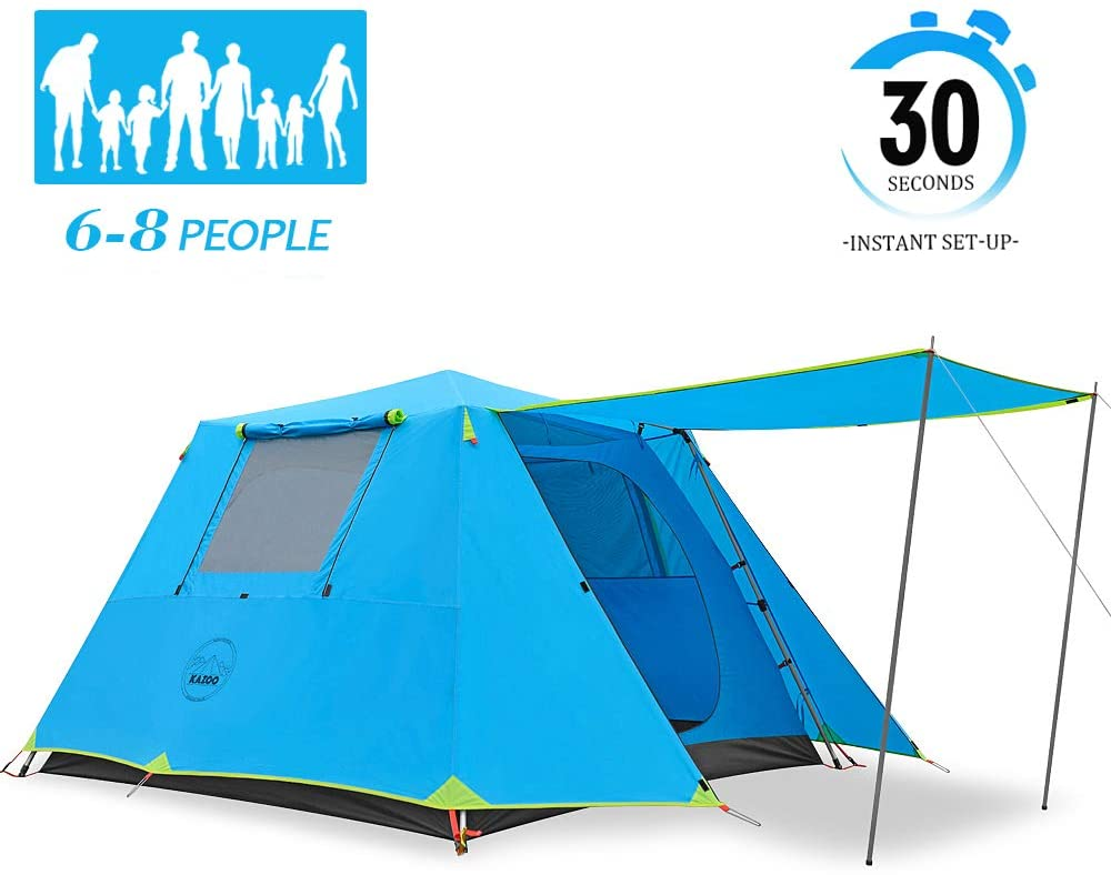 KAZOO-Family-Camping-Pop-Up-Tent