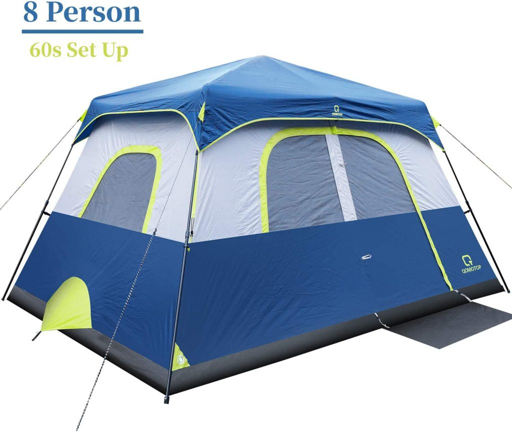 OT QOMOTOP 8 Person Cheap Camping Tent