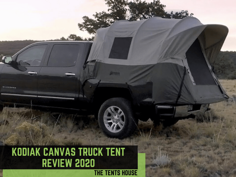 Kodiak Canvas Truck Tent Review