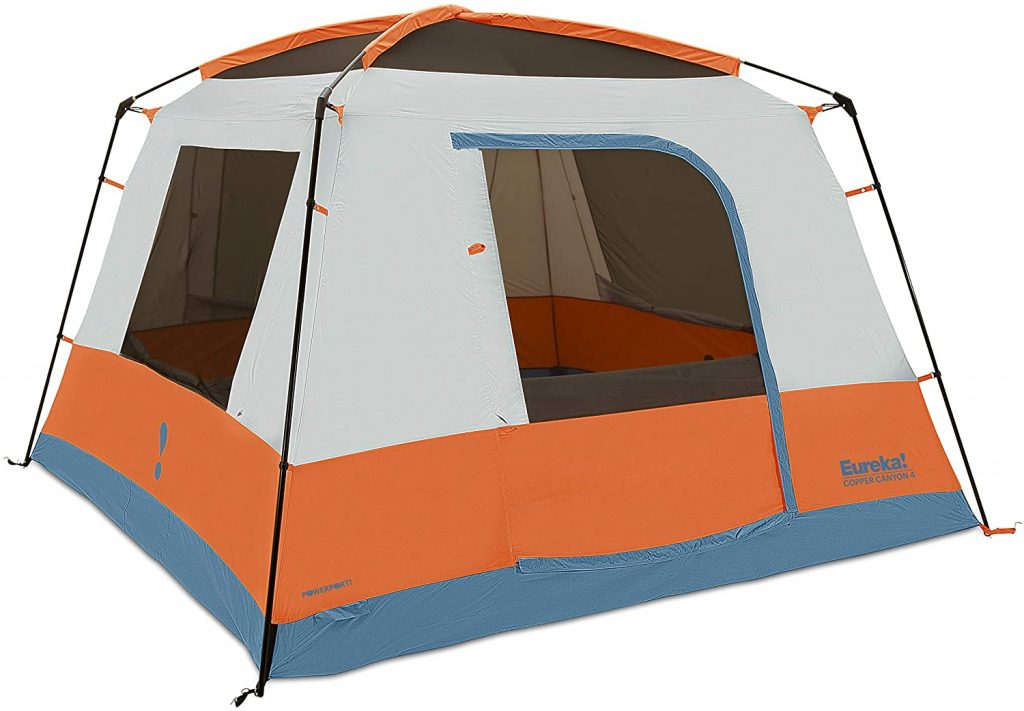 Eureka Copper Canyon - Best Cabin Style 4 -Person Tent