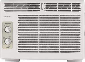 Frigidaire 5,000 BTU 115V Window-Mounted Mini-Compact Air Conditioner