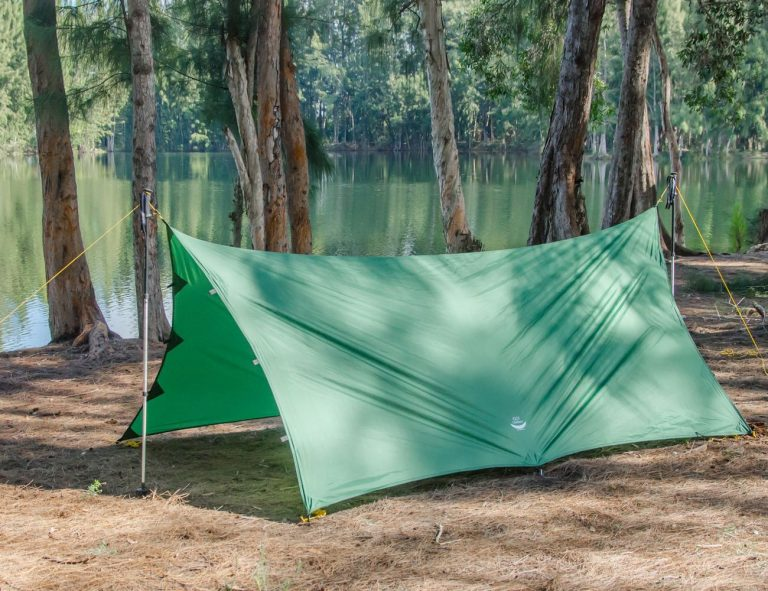 Reflective Tarp for Tent