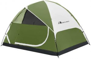 MOON LENCE Camping Tent 6 Person Family Tent