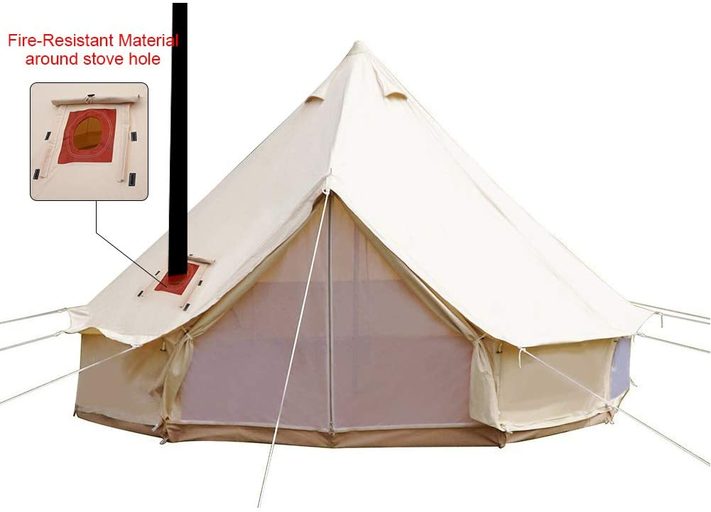 PlayDo-4-Season-Canvas-Bell-Tent