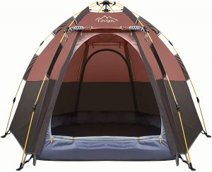 Toogh Dome Backpacking Tent