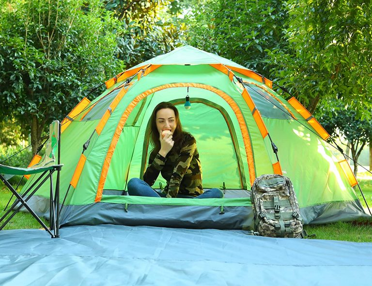 Wnnideo Instant Family Tent