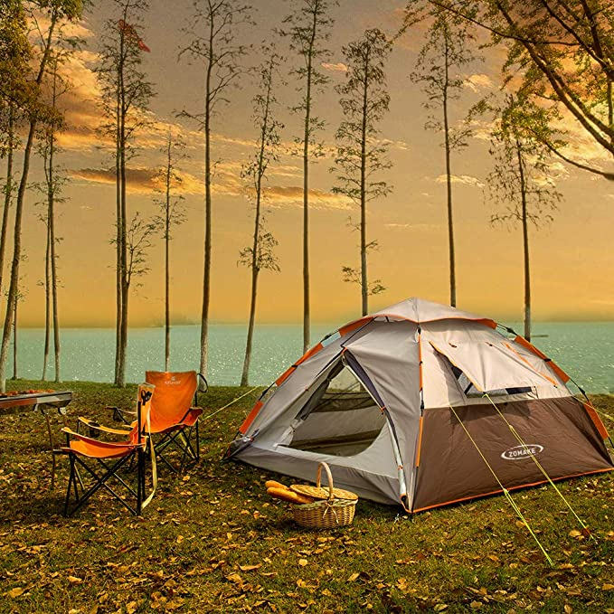 ZOMAKE Instant Tents for Camping