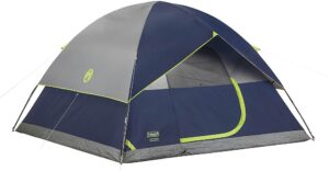 Coleman Sundome 3 Person Tent Review