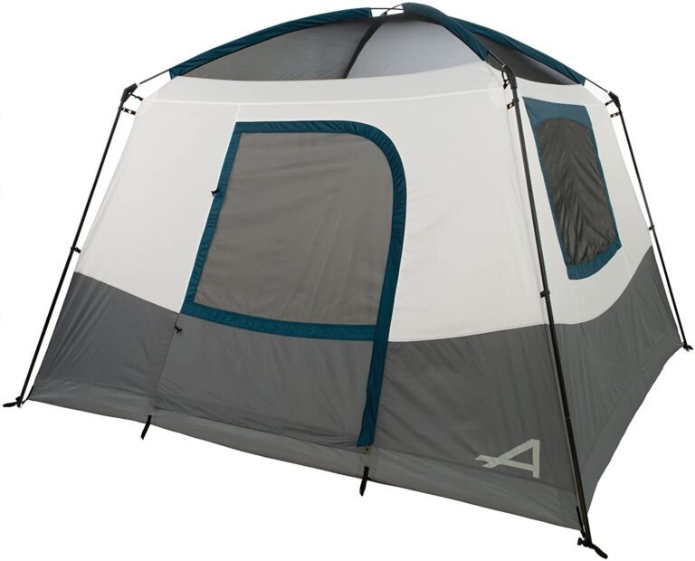 ALPS Mountaineering Camp Creek Tall 4-Person Tent