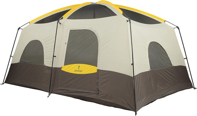 Browning Camping Big Horn 2 Room Tent