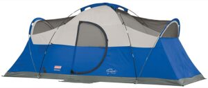 Coleman 8-Person Montana Tent with Easy Setup