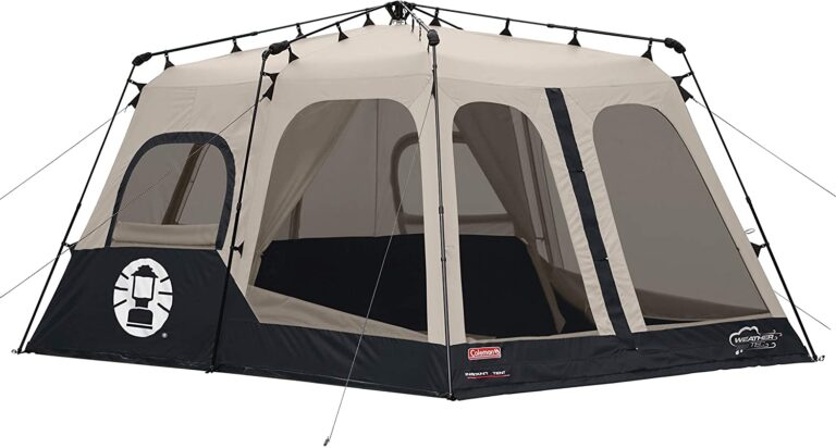 Coleman 8-Person Tent Instant Family Tent