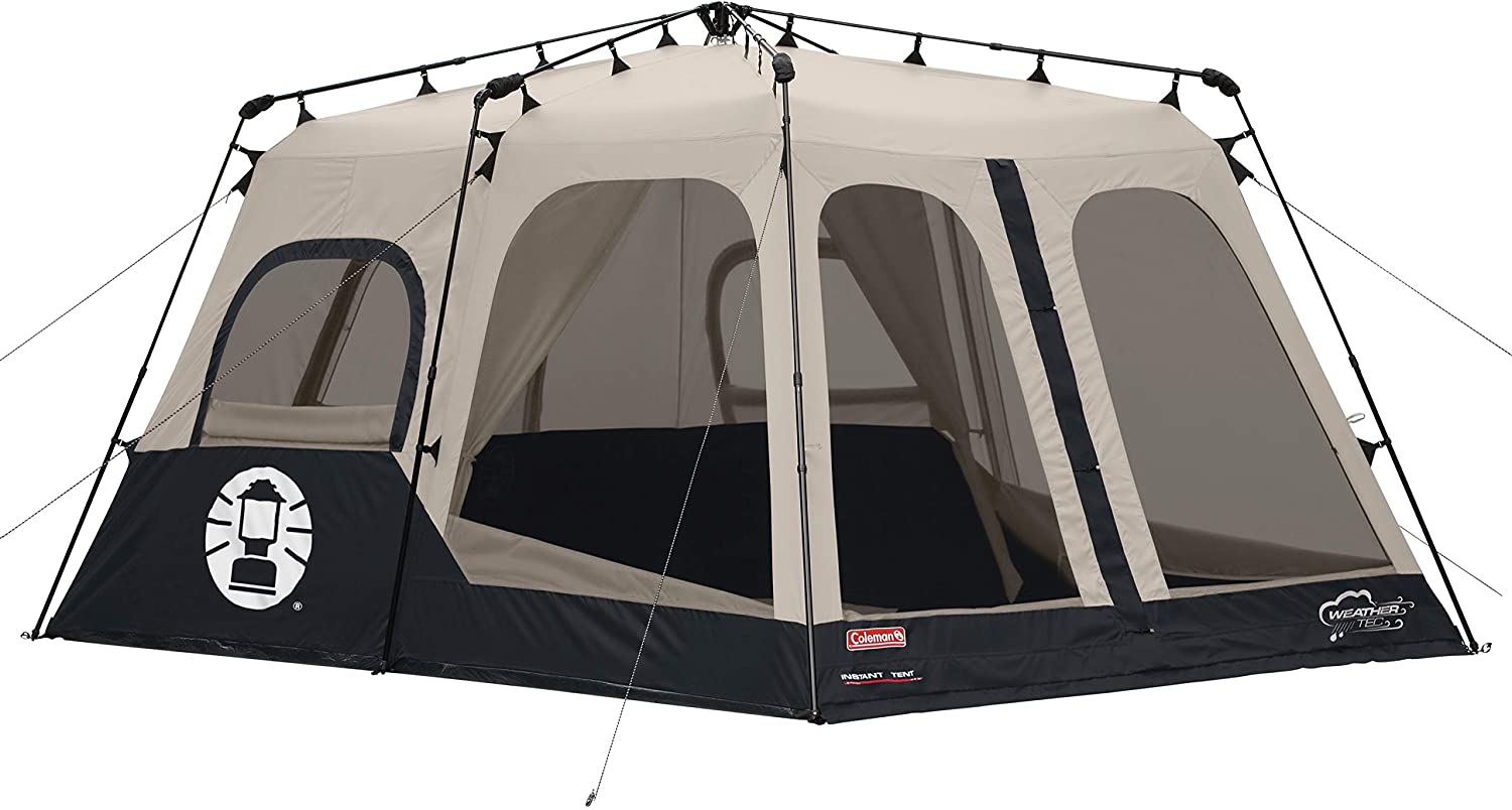Coleman-Instant-Family-Cabin-Tent