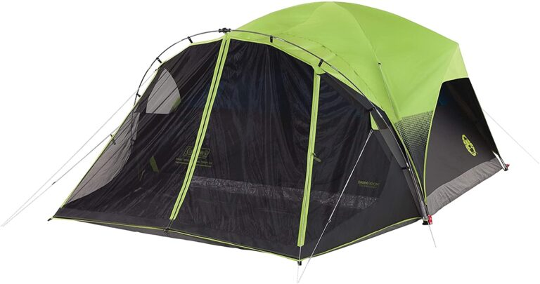 Coleman Dome 4 Person Tent for Camping