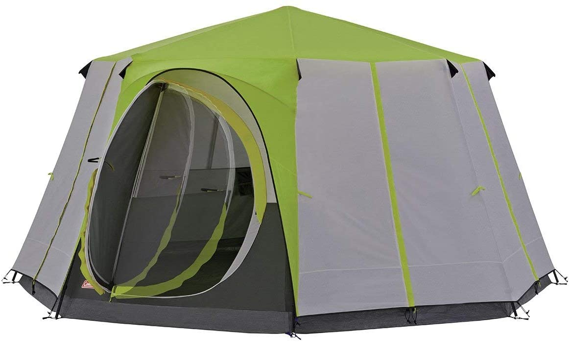 Coleman Dome Tent Octagon