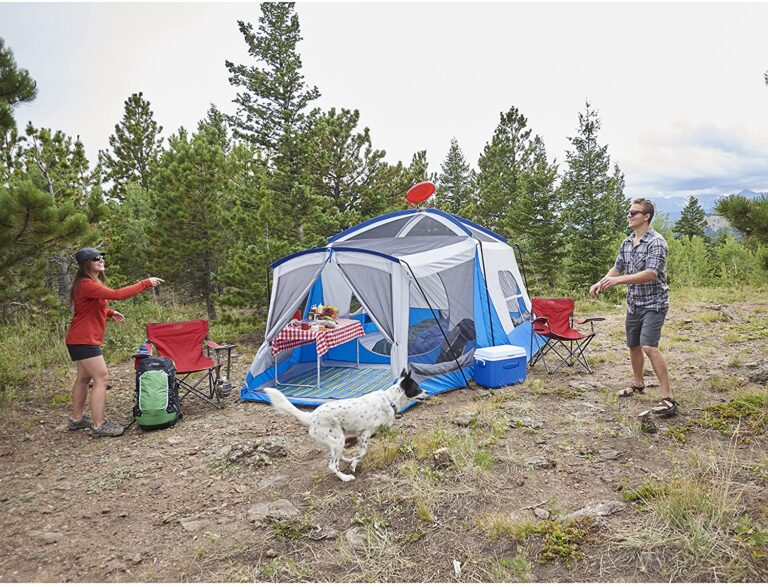 Wenzel Klondike Double Room Tent with Porch