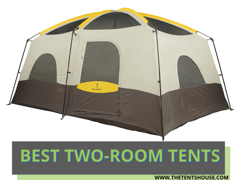 best two-room tents